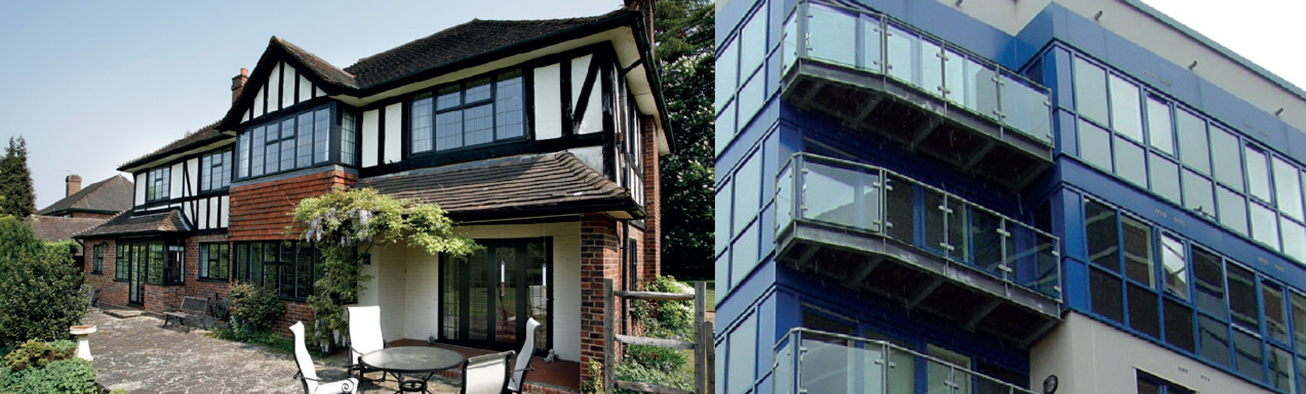 Aluminium Windows and Doors from Vevo